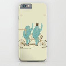 elephant days lets tandem iPhone 6 Slim Case