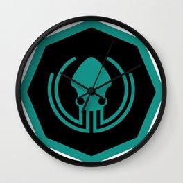 gitkraken developer github occult sigil of the gateway octopus satanism programmer Wall Clock