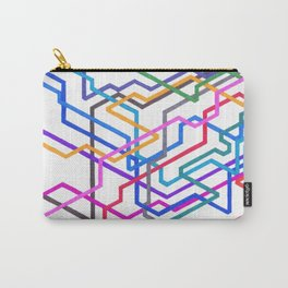 Giant Subways Carry-All Pouch