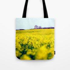 Fields of Flowers Tote Bag