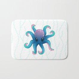 Octopus friend Bath Mat