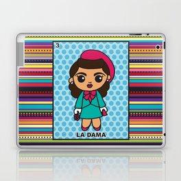 La Dama Laptop & iPad Skin