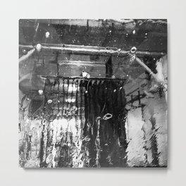DISTORT Metal Print