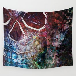 You Are My Lovely Skull Wall Tapestry