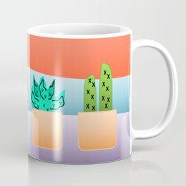 Sunset Cacti Coffee Mug
