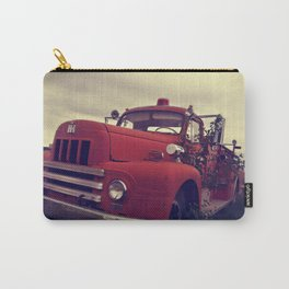 International Harvester Fire Truck Carry-All Pouch
