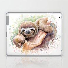 Sloth Laptop & iPad Skin