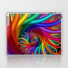 towel full of colors -5- Laptop & iPad Skin