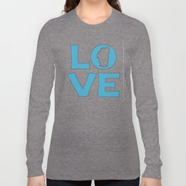 LOVE TAHOE Long Sleeve T-shirt