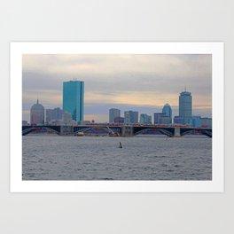 City Views Art Print