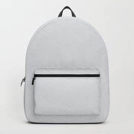 Platinum #E2E3E4 Backpack
