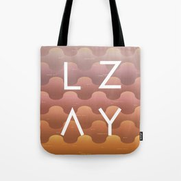 Lazy Tote Bag