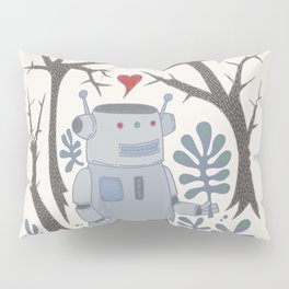 Robot Pillow Sham