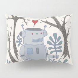 Robot Pillow Sham