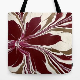 Mother's Flower Tote Bag