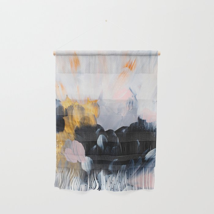 formation: bliss Wall Hanging