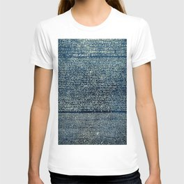 The stone T-shirt