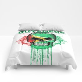 To The Core Collection: Guyana Comforters