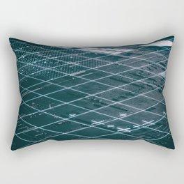 Day 0820 /// Techy break Rectangular Pillow