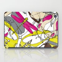 bugs iPad Cases featuring bugs by Beatriz Lamanna