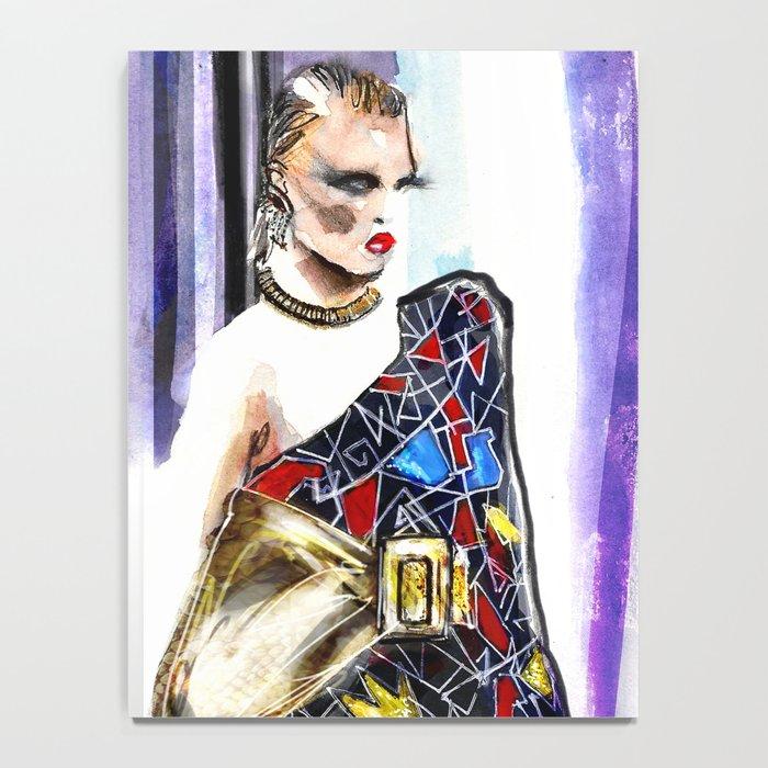Fashion sketch Notebook