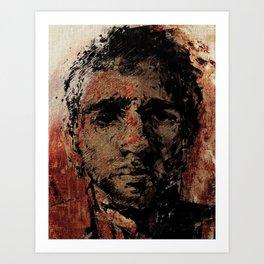 Oblivious People 2 Art Print