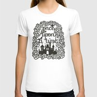 once upon a  time T-shirts featuring Once upon a time  by eileenlim