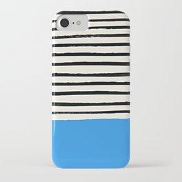 Ocean x Stripes iPhone Case