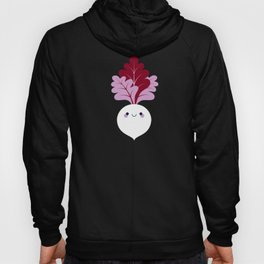 Cute white beetroots Hoody