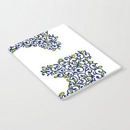 Letter G Notebook