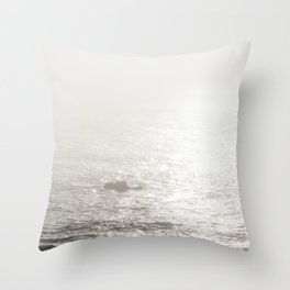 Sun drops. Throw Pillow