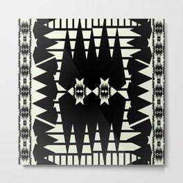 Microcosm Metal Print