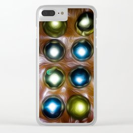 Dazzeled Clear iPhone Case