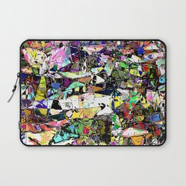 Chaos In Color Laptop Sleeve