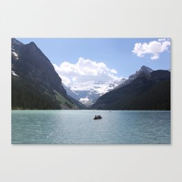 Lake Louise, Canada (2012) Canvas Print
