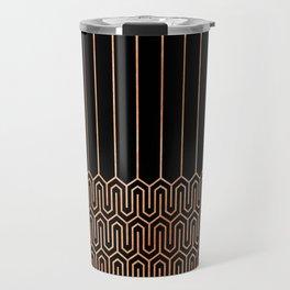 Art Deco No. 1 Quinn Travel Mug