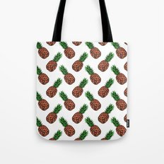 Neo-Pineapple - The Traditional Tote Bag