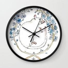 Melancholia: Rat Wall Clock