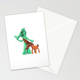 Gumbyjuice Stationery Cards