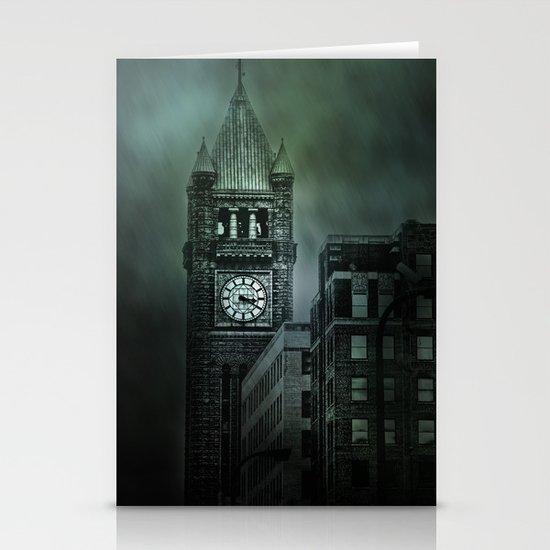 Spotlight On Time Stationery Cards