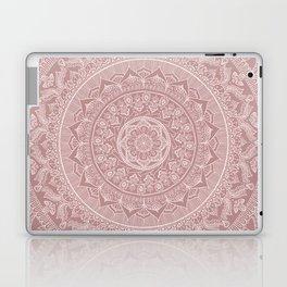 Mandala - Powder pink Laptop & iPad Skin