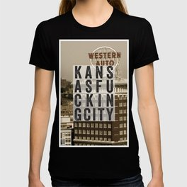 kansasfuckingcity 4 T-shirt