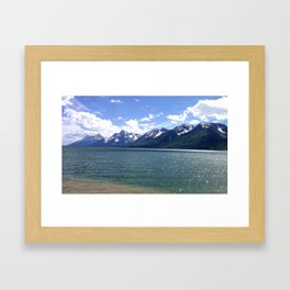 Glory Framed Art Print