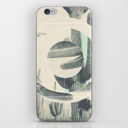 Saguaro Sun iPhone Skin
