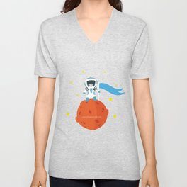 lost in space Unisex V-Neck