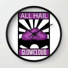 All Hail Wall Clock