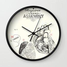 This Heart Wall Clock