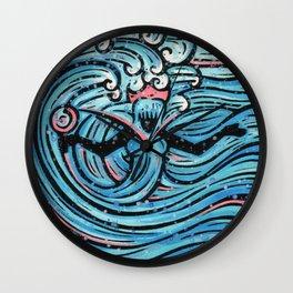 Orixás - Iemanja Wall Clock