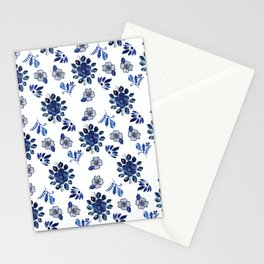 Spanish Florals Stationery Cards