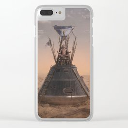 Groundliner Clear iPhone Case